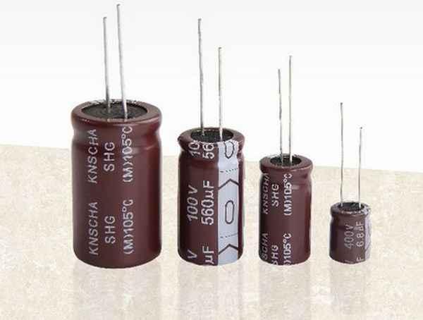 Как проверить неполярные конденсаторы мультиметром